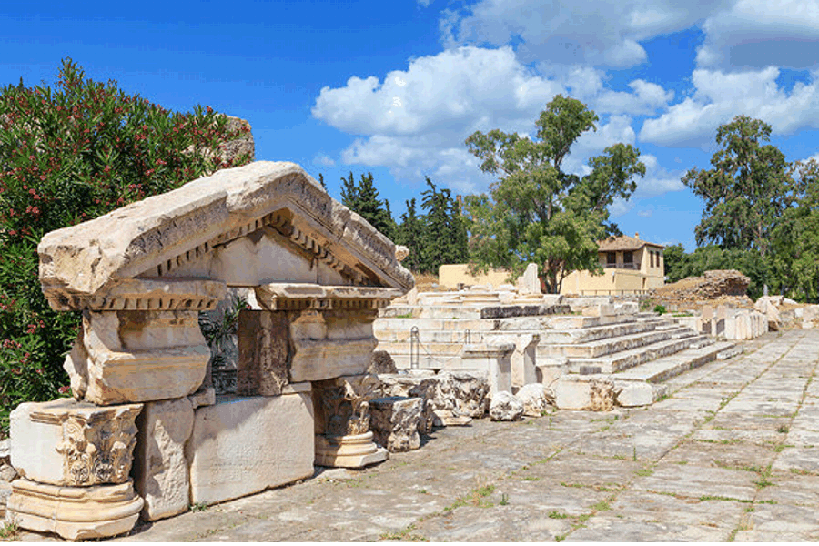 Archeological Museum of Eleusis