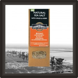 Sea-salt-of-Messolonghi-Garlic-Black-pepper-Sage-Rosemary-Oregano-Thyme-180gr